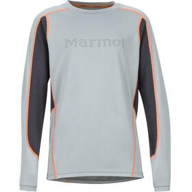 Marmot Windridge Longsleeve Shirt Children grey